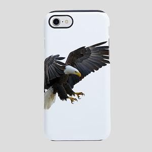 Bald Eagle Flying iPhone 7 Tough Case