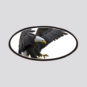 Bald Eagle Flying Patch