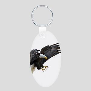 Bald Eagle Flying Keychains