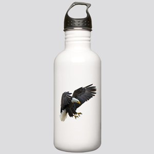 Bald Eagle Flying Stainless Water Bottle 1.0L