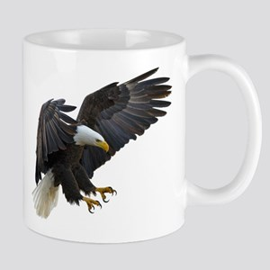Bald Eagle Flying Mugs