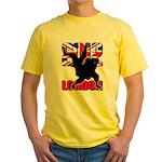 Deviross Yellow T-Shirt