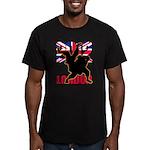 Deviross Men's Fitted T-Shirt (dark)