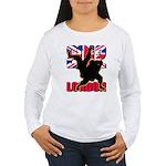 Deviross Women's Long Sleeve T-Shirt