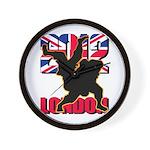 Deviross Wall Clock