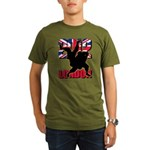 Deviross Organic Men's T-Shirt (dark)