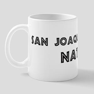 San Joaquin Valley Native Mug
