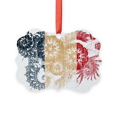 France Flag Ornament