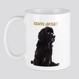 Newfs dRule! Mug