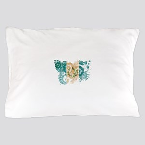 Guatemala Flag Pillow Case