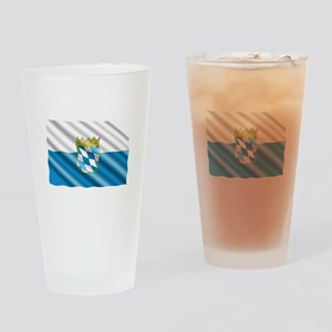 Bavaria Flag Drinking Glass