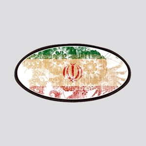 Iran Flag Patches