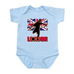 Soccer 2012 London Infant Bodysuit