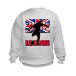 Soccer 2012 London Kids Sweatshirt