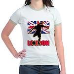 Soccer 2012 London Jr. Ringer T-Shirt