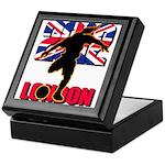 Soccer 2012 London Keepsake Box
