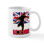 Soccer 2012 London Mug