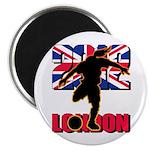 Soccer 2012 London Magnet