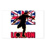Soccer 2012 London Postcards (Package of 8)
