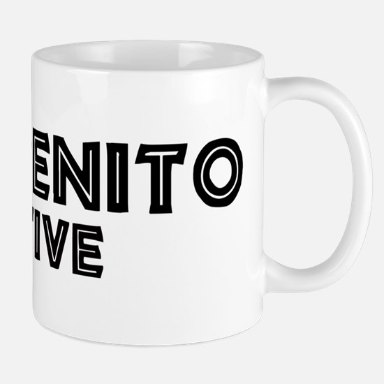 San Benito Native Mug