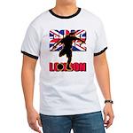 Soccer 2012 London Ringer T