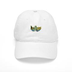 3 D Las Vegas Baseball Cap