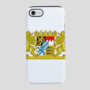 Bavaria Coat Of Arms iPhone 7 Tough Case