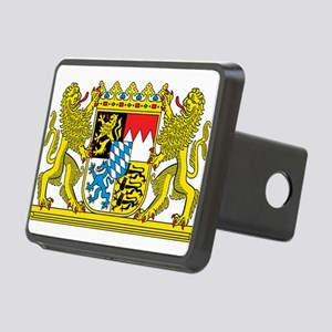 Bavaria Coat Of Arms Rectangular Hitch Cover