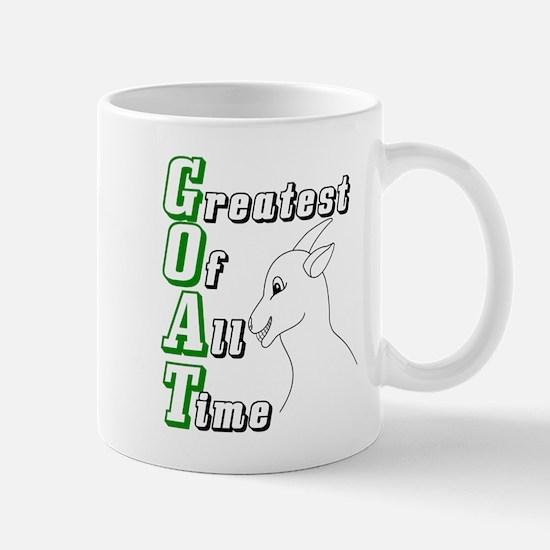 G.O.A.T. Mug
