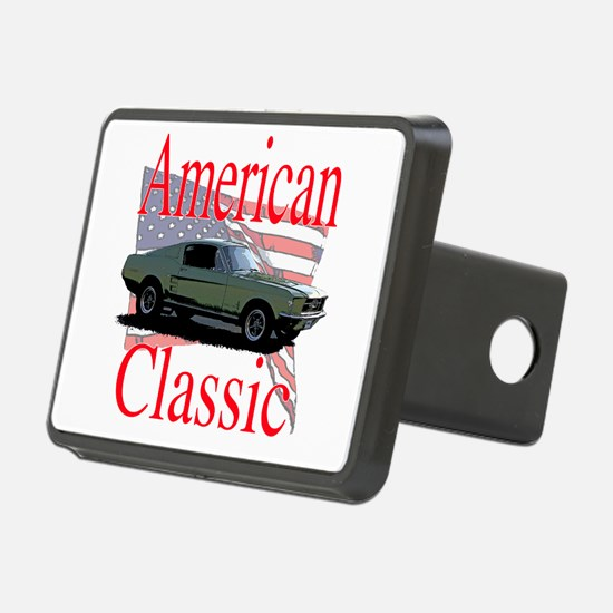 mustang fstbck Hitch Cover
