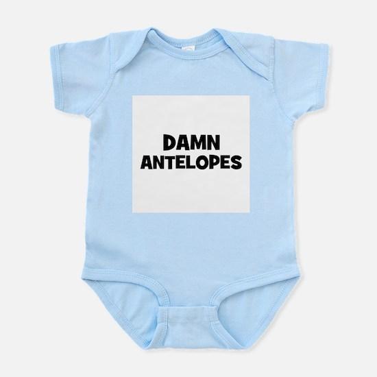 Damn Antelopes Infant Creeper