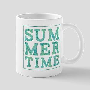 Summertime Print 11 oz Ceramic Mug