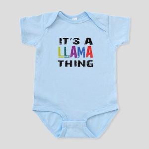 Llama THING Infant Bodysuit