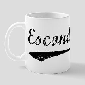 Escondido - Vintage Mug