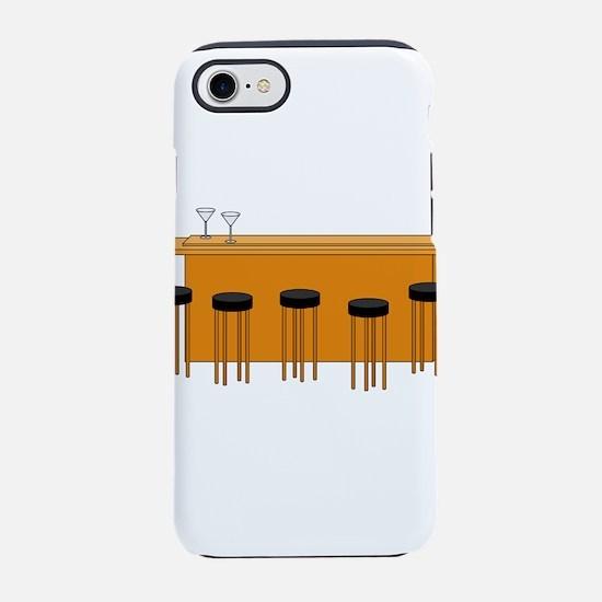 Bar iPhone 7 Tough Case