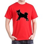 Saint Bernard Breast Cancer Support Dark T-Shirt