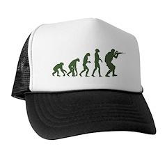 EVOLUTION OD_Green Hat