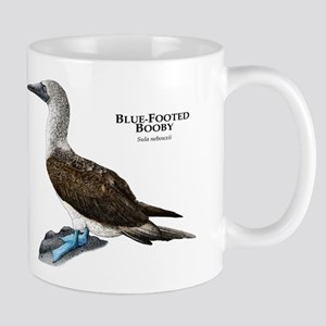 Blue-Footed Booby Mug