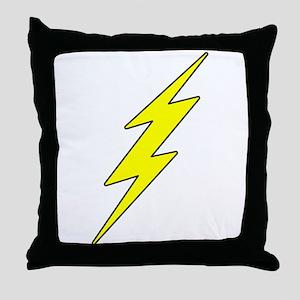 ZDBolt1 Throw Pillow