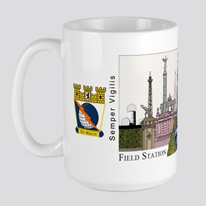 Field Station Berlin - Berlin Monuments Skyline