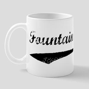 Fountain Valley - Vintage Mug
