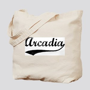 Arcadia - Vintage Tote Bag