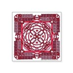 Celtic Valentine Square Sticker 3