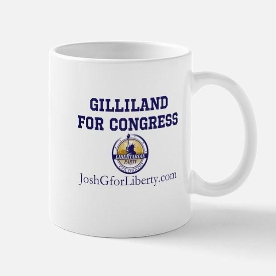Gilliland For Congress Mugs