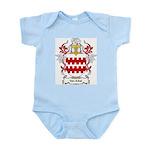 Van Arkel Coat of Arms Infant Creeper