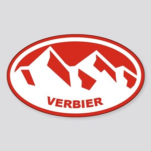 Verbier Sticker (Oval)