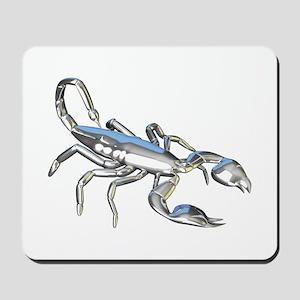 Chrome Scorpion 1 Mousepad