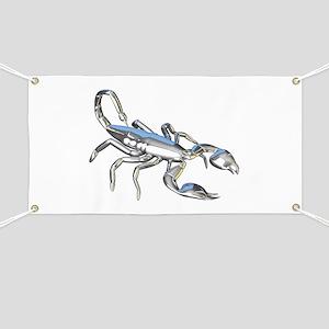 Chrome Scorpion 1 Banner