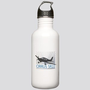 Aircraft Cirrus SR22 Stainless Water Bottle 1.0L