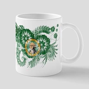 """Washington Flag"" Mug"